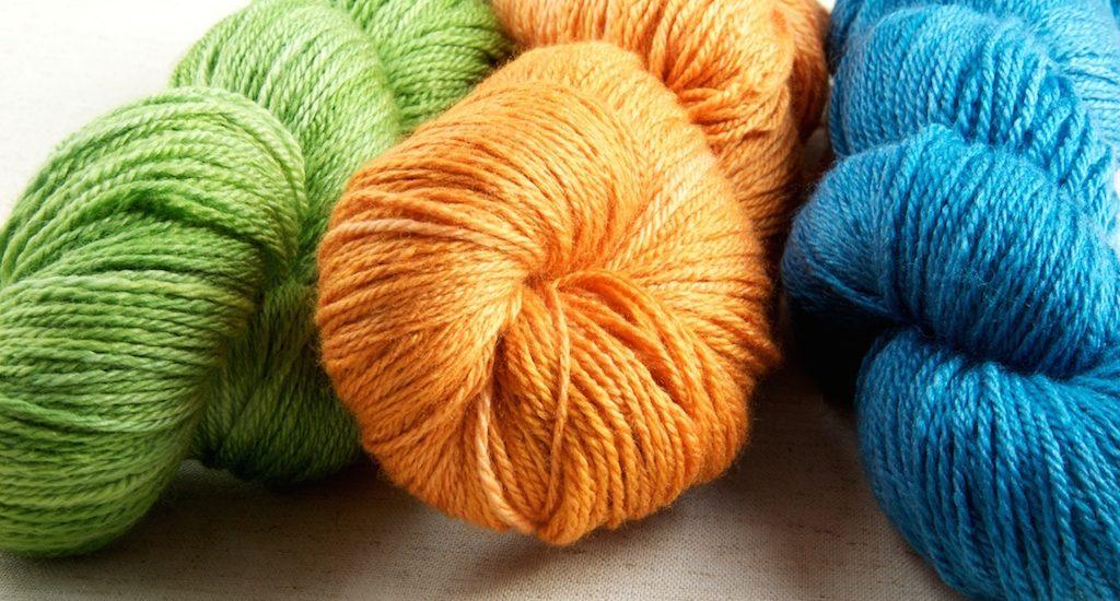 neue Farben in edler Wolle