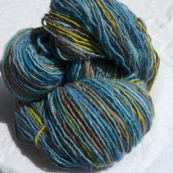 Batt-Yarn